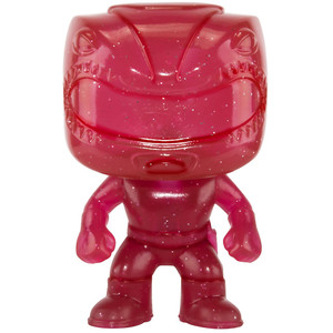 Red Ranger [Morphing] (GameStop Exclusive): Funko POP! TV x Power Rangers Vinyl Figure