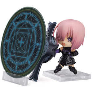 "Shielder Mash Kyrielight: ~3.9"" Fate/Grand Order x Good Smile Company Nendoroid Mini Action Figure"