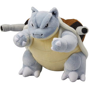 "Blastoise: ~7"" Pokemon Center Japan Poké Doll Plush"