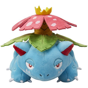 "Venusaur: ~6"" Pokemon Center Japan Poké Doll Plush"