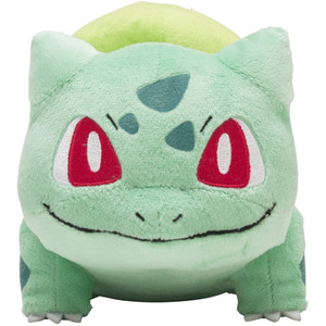 "Bulbasaur: ~5.5"" Pokemon Center Japan Poké Doll Plush"