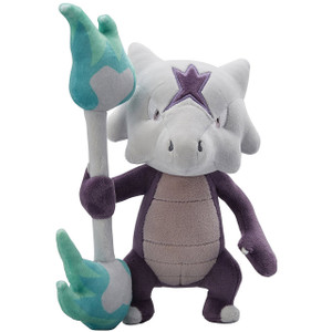 "Alolan Marowak: ~8.5"" Pokemon Center Japan Poké Doll Plush"