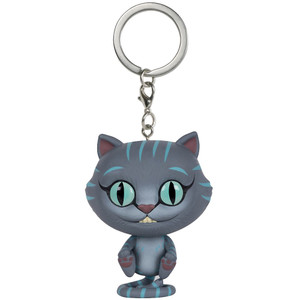 Chessur: Funko Pocket POP! x Alice Through The Looking Glass Mini-Figural Keychain