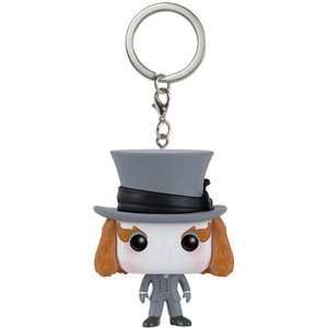 Mad Hatter: Funko Pocket POP! x Alice Through The Looking Glass Mini-Figural Keychain
