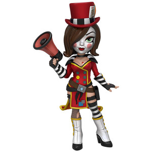 Mad Moxxi (Chase Edition): Funko Rock Candy x Borderlands Vinyl Figure