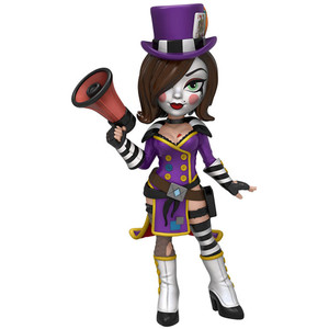 Mad Moxxi: Funko Rock Candy x Borderlands Vinyl Figure