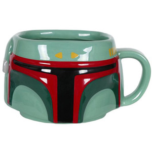 Boba Fett: Funko POP! Home x Star Wars Ceramic Mug