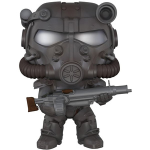 T-60 Power Armor: Funko POP! Games x Fallout 4 Vinyl Figure