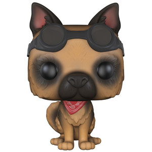 Dogmeat: Funko POP! Games x Fallout 4 Vinyl Figure