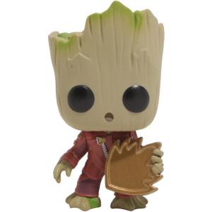 Groot (Hot Topic Exclusive): Funko POP! Marvel x Guardians of the Galaxy 2 Vinyl Figure