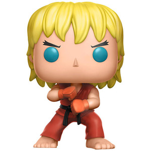 "Ken (Toys ""R"" Us Exclusive): Funko POP! Games x Street Fighter Vinyl Figure"