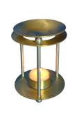 Brass Pillar Aroma Lamp