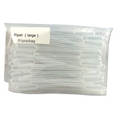 Plastic Pipettes (Bag of 50)