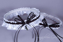 Chicago White Sox Wedding Garter Set