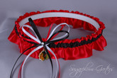 Chicago Blackhawks Wedding Garter