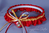 United States Marines Wedding Garter