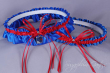 New York Rangers Wedding Garter