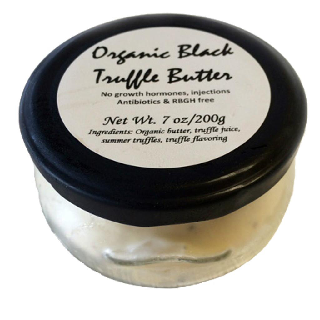Organic Black Truffle Butter