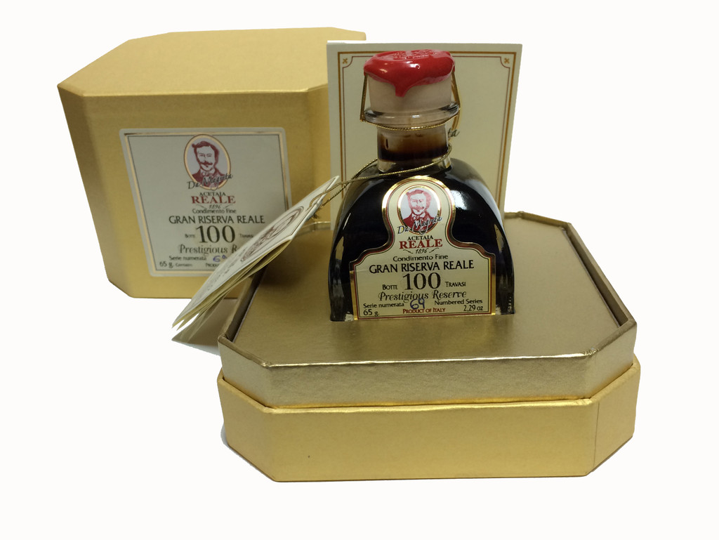 50 & 100 YEAR OLD AGED BALSAMIC