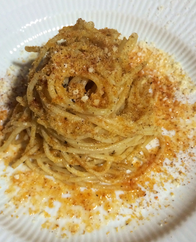 CAVIAR STAR RECIPE #2 - Bottarga Spaghetti with Lobster Oil & Espelette Pepper