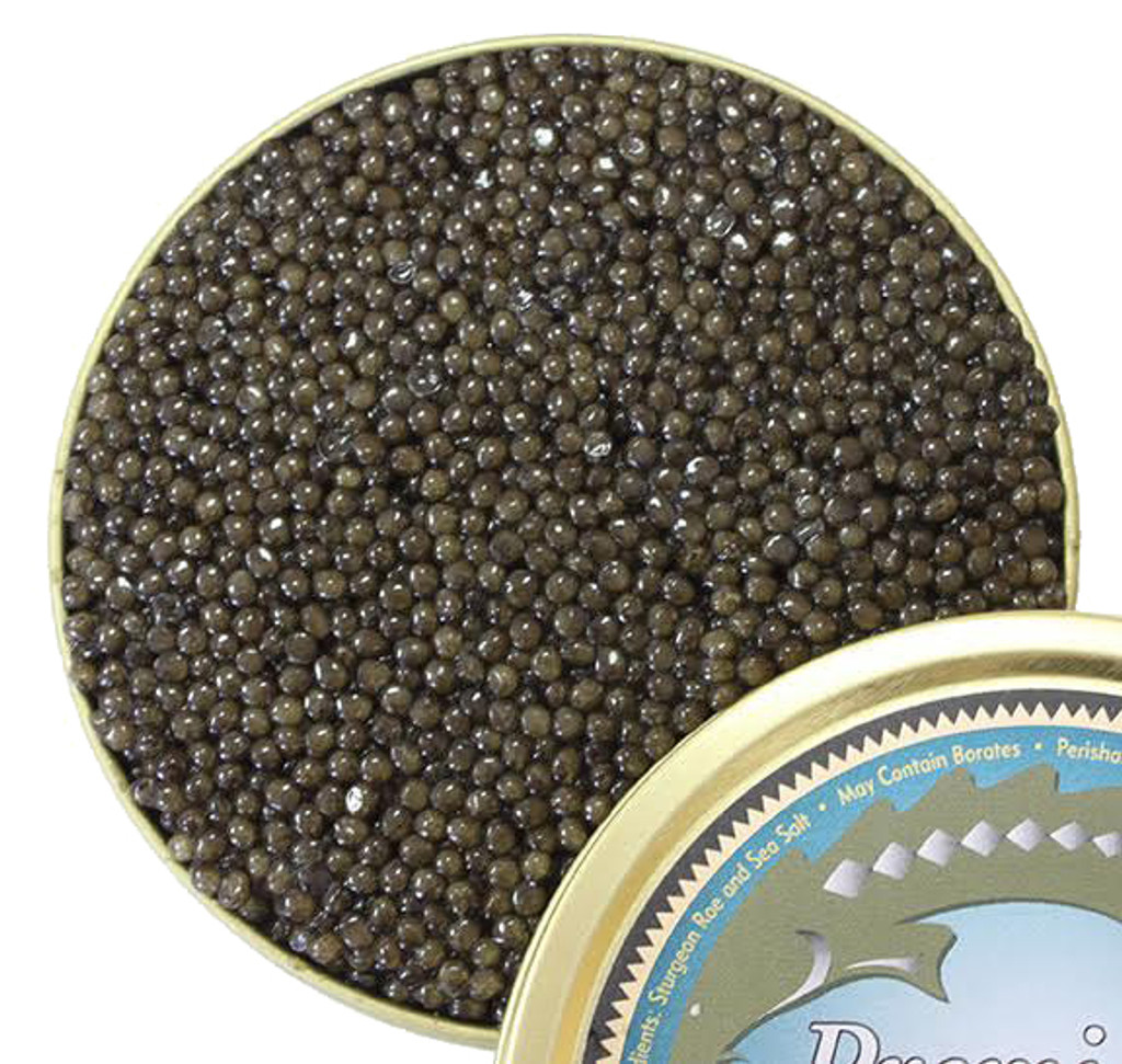 WHITE STURGEON ROYAL RESERVE CAVIAR