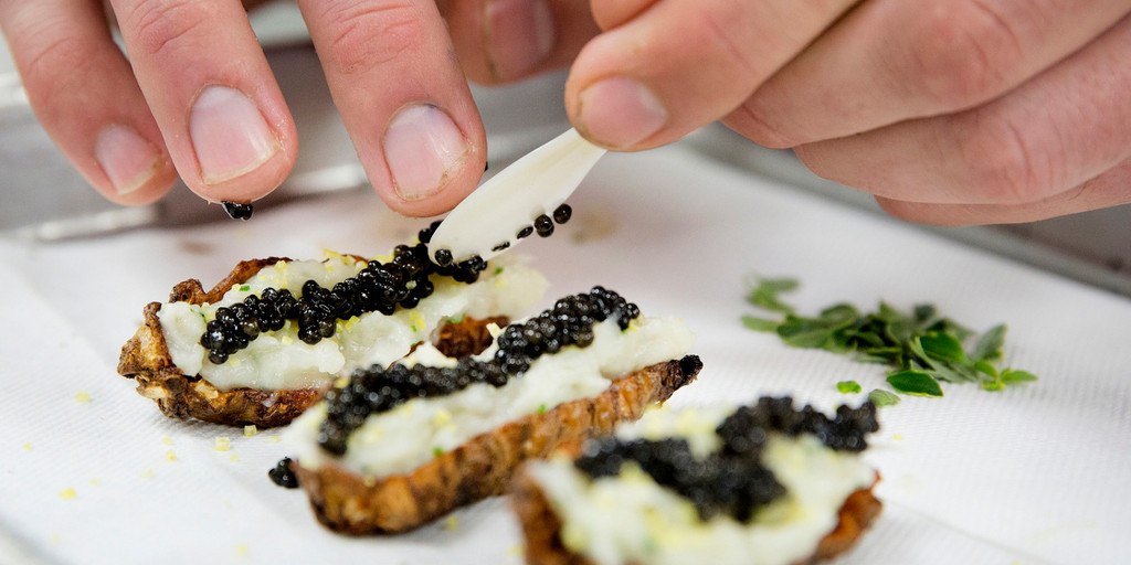 Local Love for Southern Caviar