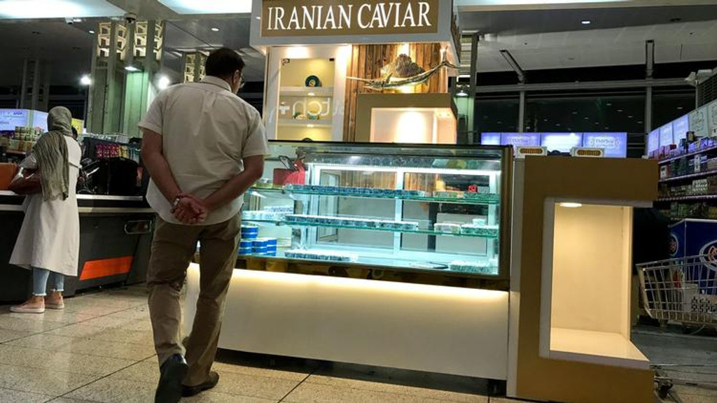 Iranian Caviar is eyeing a comeback in the U.S.