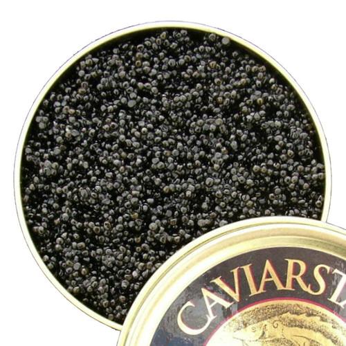American Hackleback Sturgeon Caviar