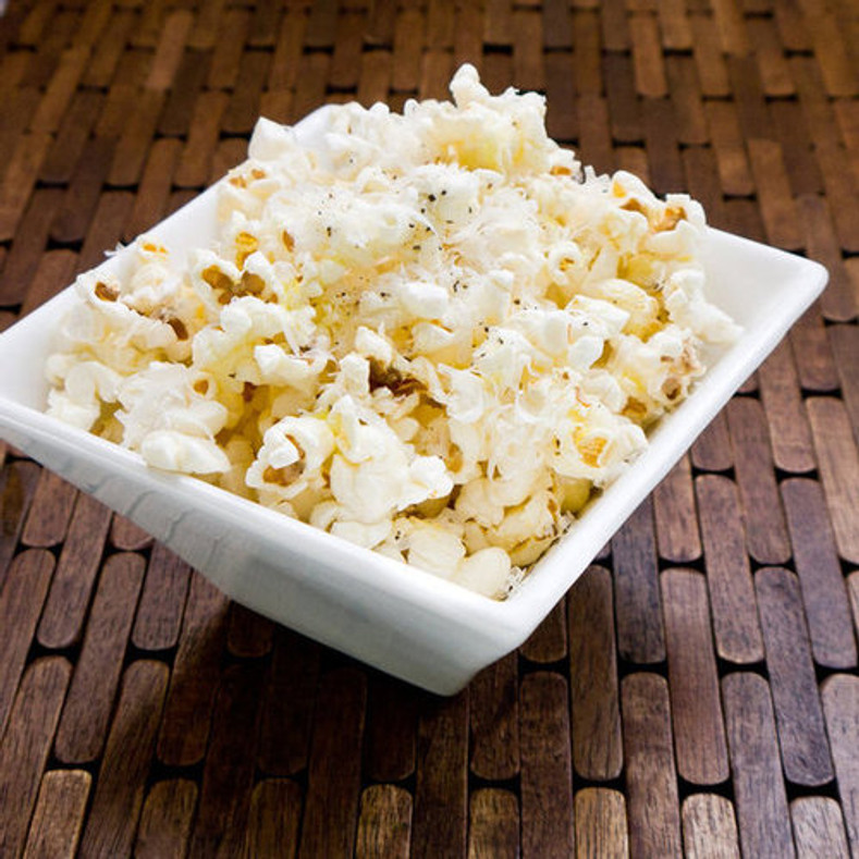 CAVIAR STAR RECIPE #14 - WHITE TRUFFLE POPCORN