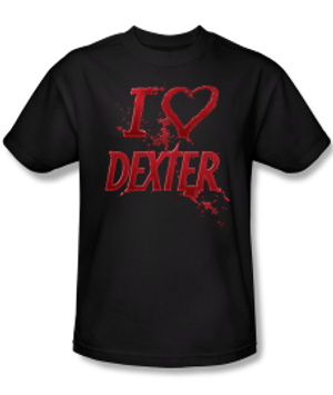 I Heart Dexter Jr.
