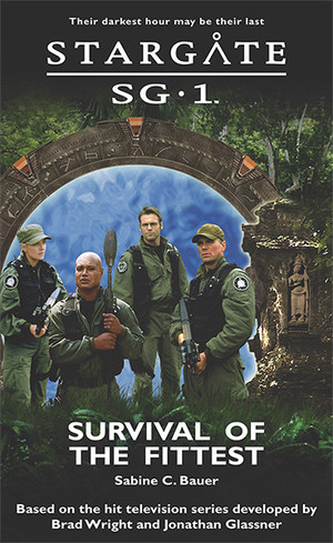 SG1 Survival of the Fittest (Book 7)