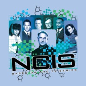 NCIS Cast in Blue