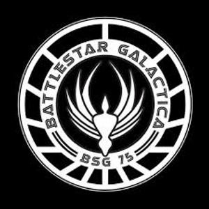 Galactica Silver Emblem