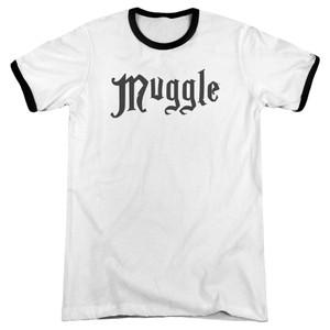 Black Ringer on White Muggle