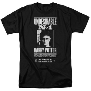 #1 Undesirable (Harry Potter)