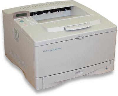 HP LaserJet 5000 - C4110A - HP 11x17 Laser Printer for sale