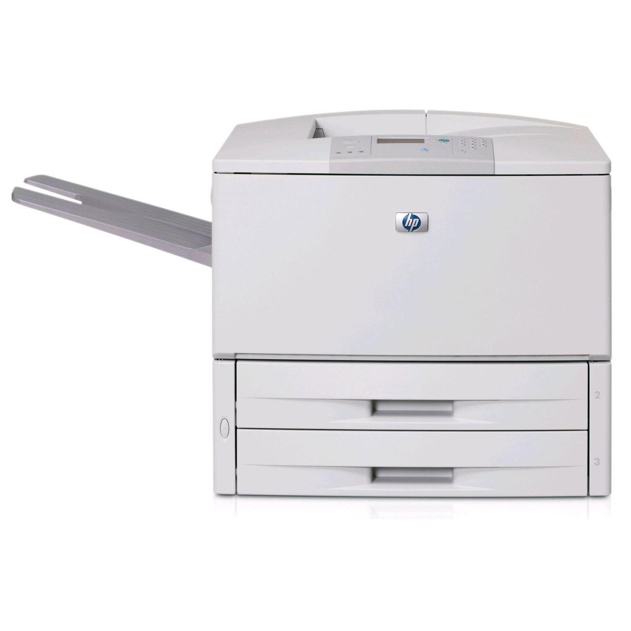 Hp hp color laser printers 11x17 - Hp Laserjet 9040n Q7698a Hp 11x17 Laser Printer For Sale