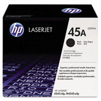HP 4345/M4345 45a Toner Cartridge - New