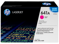 HP 4600 4650 Magenta Toner Cartridge - New