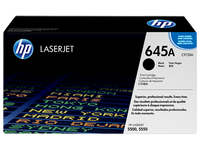 HP 5500 5550 Black Toner Cartridge - New