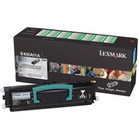 Lexmark E 450dn Black High Yield Toner Cartridge - New, OEM