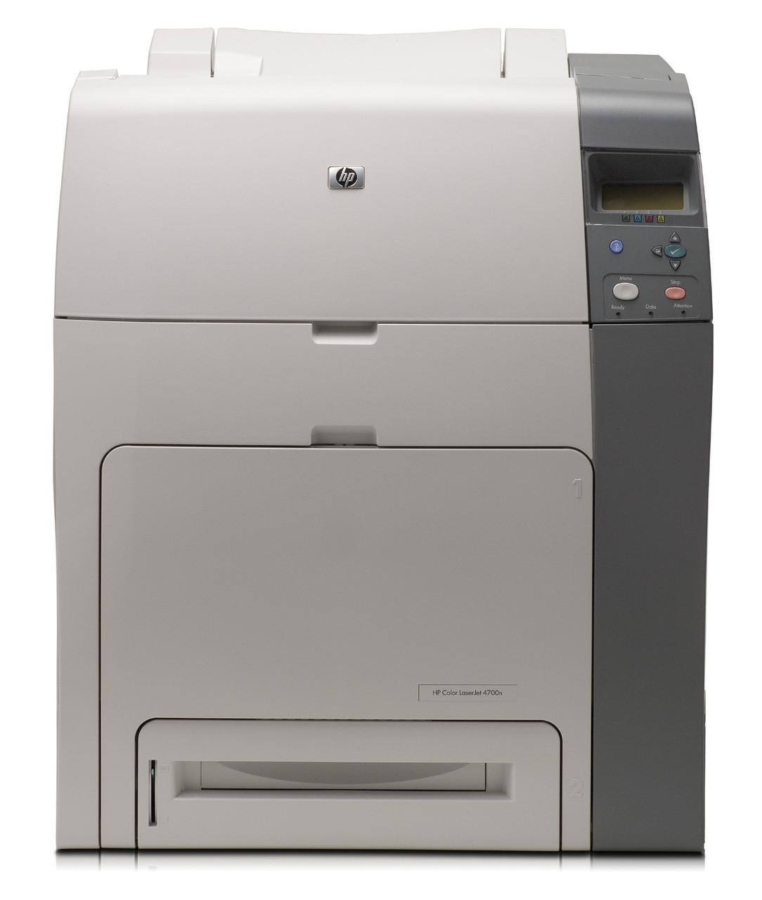 Hp hp color laser printers 11x17 - Hp Color Laserjet 4700tn Q7494a Hp Laser Printer For Sale