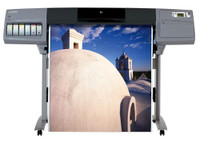 HP DesignJet 5500UV PS - Q1252V - HP Plotter for Sale