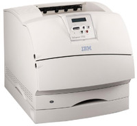 IBM Infoprint 1352N Laser printer - 40 ppm - 600 sheets