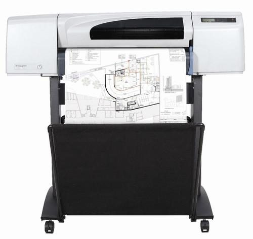 hp designjet 510 ch337a hp plotter for sale. Black Bedroom Furniture Sets. Home Design Ideas