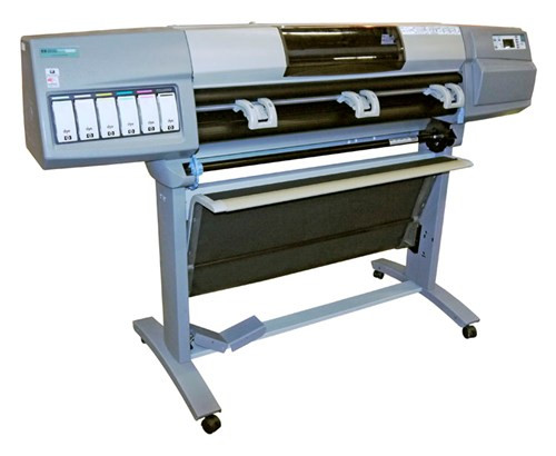 HP DesignJet 5000PS  - C6091A - HP Plotter for Sale