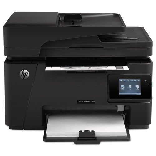 HP LaserJet Pro M127FN All-in-One B&W Laser - MFP - HP Laser Printer for sale