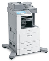 Lexmark X658dfe Monochrome Laser - Fax/copier/printer/scanner