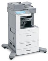 Lexmark X658dfe Monochrome Laser - Fax/copier/printer/scanner