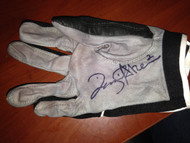 David Akers Autographed Game Used Glove